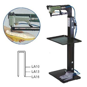 Impact Type Insole Stapling Machine